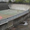 【壁打ちテニス】妙正寺川公園