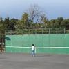 【壁打ちテニス】篠崎公園